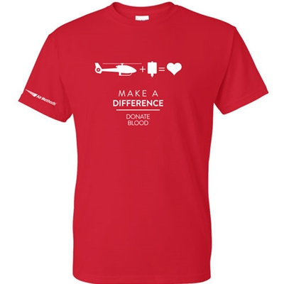 AMK42<br>Donate Blood T-Shirt